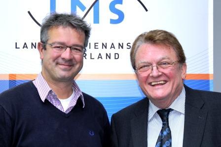 Manuel Andrack und Dr. Gerd Bauer