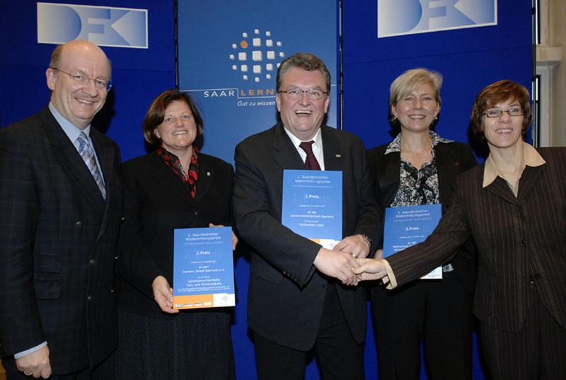 Saarländischer Weiterbildungspreis